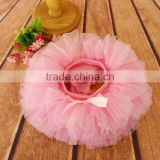 Toddler Girls' Super Soft Layered Fluffy Tutu for Birthday Parties