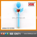 Funny plastic toy 34CM led flashing light magic magnet stick toy