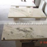 white marble dining table marble in square design
