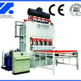 Short Cycle Hot Press Machine For Melamine Paper Faced