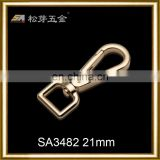 High quality fashion strong metal snap hook