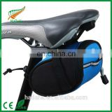 New Waterproof Black Pouch Tail Rear Storage Seat Bike Bicycle Saddle Bag/bike seat bag