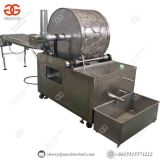 Injera Baking Production Line Spring Roll Making Machine Commercial 500mmdia Heating Cylinder