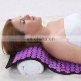 Eco-friendly Acupressure Mat and Pillow Set
