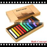 round color hair chalk temporary pen