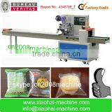 Pillow packing machines with date printer