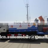 Hot! FOTON 4*2 multi-function water truck/ multifunction water truck