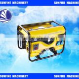 Key start copper wire portable and silent gasoline generator