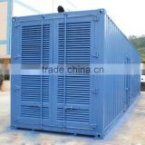 Reliable Supplier Prime Power 500kva Container Type Diesel Generator Set