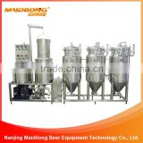 Micro 100l 50l 30l beer Stainless steel 50l beer brewery equipment home