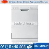 Home Use fully automatic free standing dish washer machine