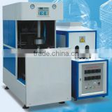 semi automatic plastic bottle blow molding machine