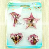High Quality Fridge Magnet Material with Sea-life Resin industry
