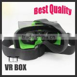 "Best Price Support 3.5""-6.0"" Phones High Quality Environmental ABS Plastic VR Box 3D Glasses"