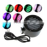 86LEDs RGB LED DMX Lighting Projector Disco Flashing Stage Light for Club, DJ Show, Wedding, Home Party and Christmas