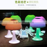 JK-862 LED Color Change Mood Light Magic Light Touch panel table lamps for bedroom                                                                                                         Supplier's Choice