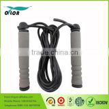 Wholesale - FREE SHIPPING Plastic Skipping Rope Jumping Fast Speed Exercise 3M Adjustable Jump Rope anti-slip handle