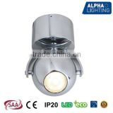 High lumen Aluminum Round dimmable 10W ceiling light led pandent surface light