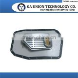car auto parts/auto filter/air intakes/auto engine /transmission filter 24341423376 for BMW FOR TRANSMISSION FILTER