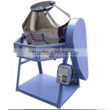 YMMX-50T industrial 126L volume 50kg capacity plastic material rotary color mixer rotary drum mixer