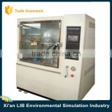 Simulation Rain Spraying Climatic Test Chamber , Automatic Recycle Water System Environmental Chamber Rental