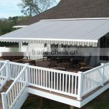 remote control motorized outdoor shade/ awning