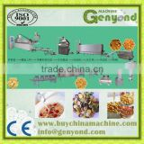 original pellet snacks food machine / Corn flakes/breakfast cereals processing equipment