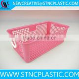 chip house container Food garden furniture plastic baskets