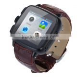 Bluetooth Smart Watch Wrist Watch Phone with Camera Touch Screen for Samsung Smartphones