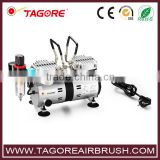 TG230 mini painting oilless air compressor
