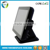 Stock 15 projected capacitive Desktop True Flat touch monitor with industrial