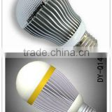 9 W LED bulb light replacement of incandescent light bulb