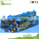 Interesting kids amusement indoor playground park