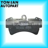 Auto/Car Brake Pads Q7 OEM 7L0615115T=07816142=AQ8092903                                                                         Quality Choice