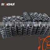 Hot sale customized excavator tension springs /Excavator Recoil springs