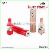 New arrived!! 2016 wholesale Eleaf ijust start plus Kit with GS-Air 2 Atomizer 1600mAh Eleaf ijust start plus kit