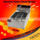 Commercial electric food boiler hot pot cooker outdoor vending machine oden
