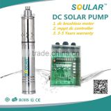 Farm Irrigation Systems Submersible Solar Water Pump