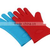 Home Kitchen Silicone Oven Gloves Heat Resistant cooking Gloves Temperature Resistant Gloves