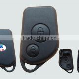 Citroen c elysee replace remote key shell for 2 button remote case (can't put blade)