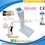 MSLCA01-I body fat scale, human Body Composition Analyzer, body health analyzer