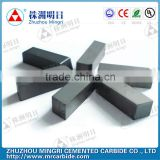 OEM Tungsten carbide bars for machining cast iron, non-ferrous metal and stainless steel