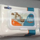 Baby Wipes Soft Pack with Peel Lid
