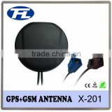 GPS/GSM antenna combo antenna car antenna C and D type FAKRA connector directly manufactory