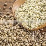 Hulled HEMP SEEDS for birds,export
