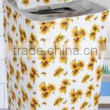 washing machine cover made of thick fabric to protect the machine