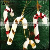 Christmas Tree Decoration Plastic Candy Cane