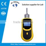 Pump suction sampling digital portable sulfur dioxide gas detector