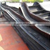 Top selling products 2016 large dip angle sidewall conveyor belt alibaba in dubai