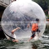 Hot selling commercial PVC/TPU small inflatable walking water ball toys inflatable water walking